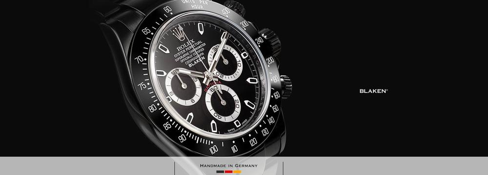 Blacken Customised Timepieces