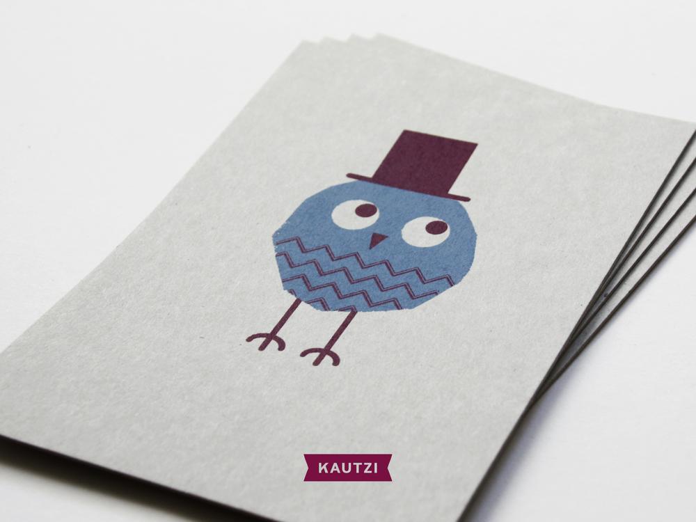 Conrad – Set of 4 Postcards