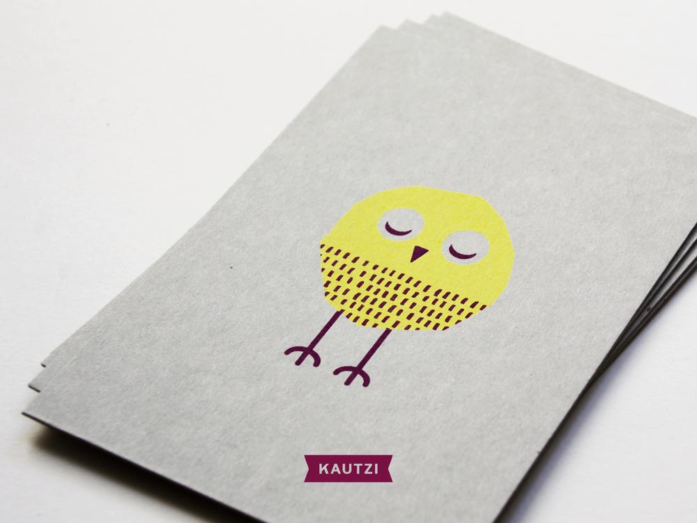Emilie Set of 4 Postcards