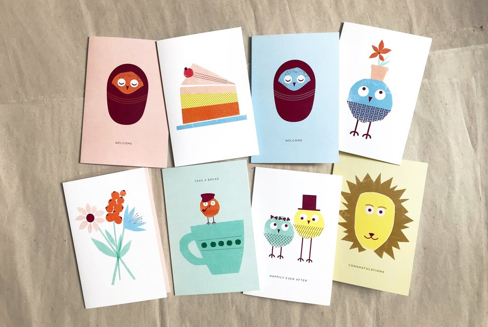 Kautzi Grußkarten