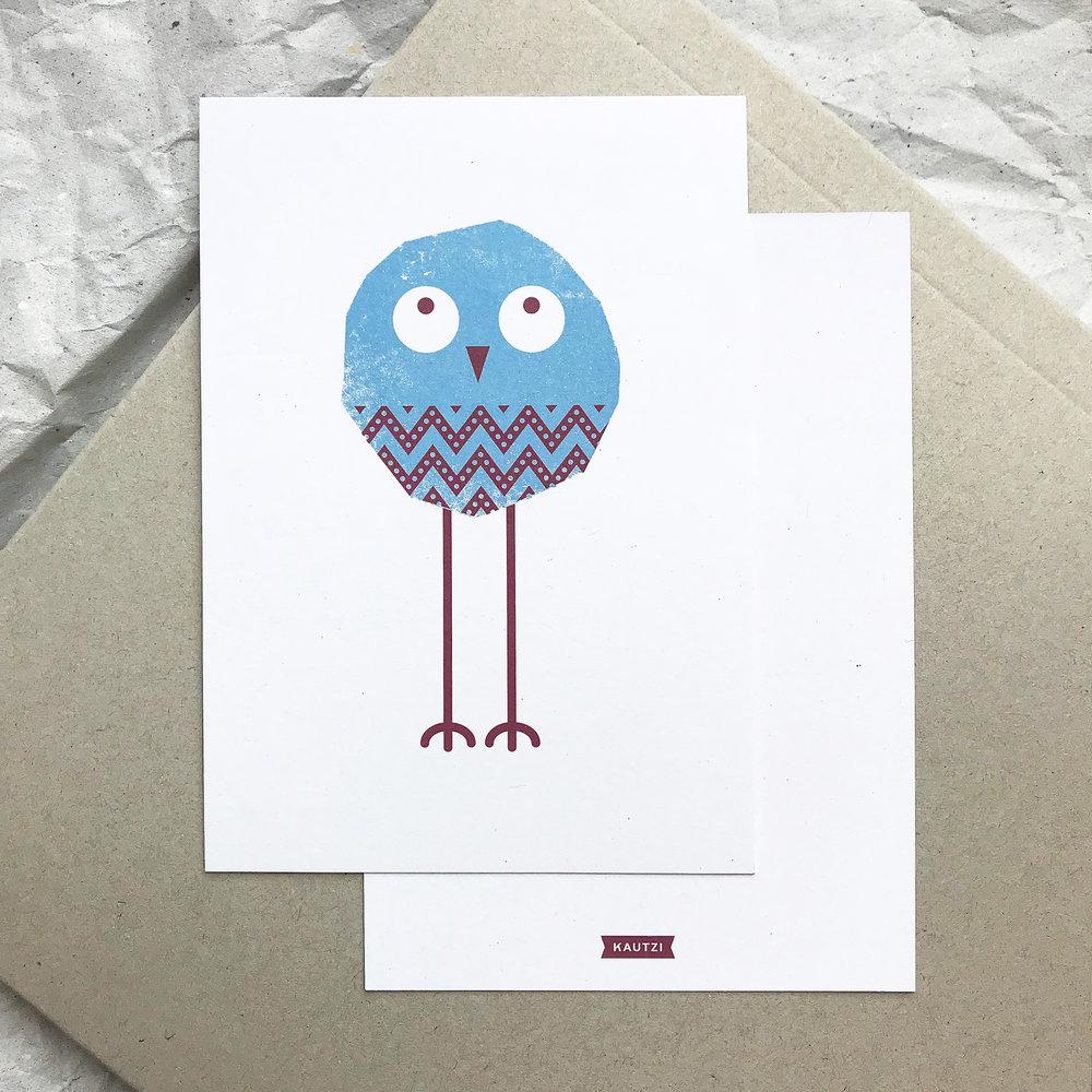 Postcard »Gordon«