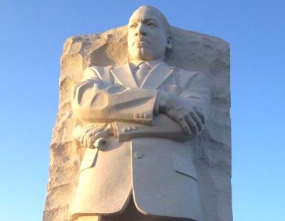Dr. Martin Luther King, Jr. Memorial. Washington, D.C.
