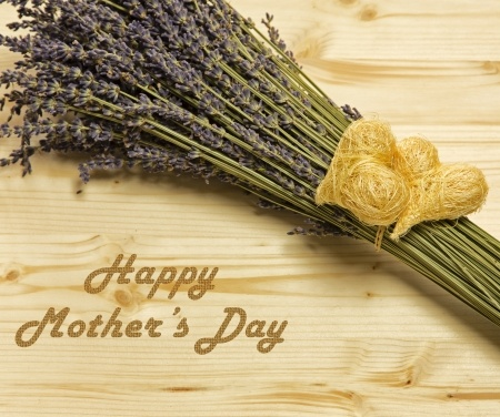 Love and Blessings to all Mothers!