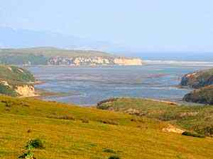 Drakes Estero in Point Reyes National Seashore. Photo from the the  Marin Conservation League .
