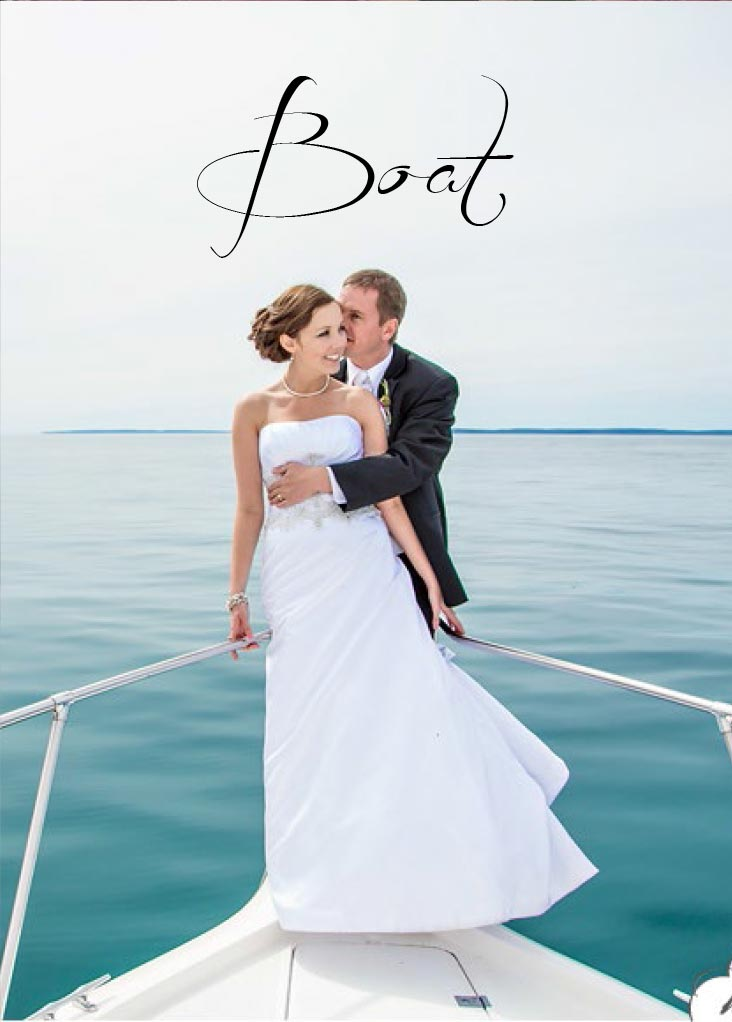 Request a proposal for your     Boat Wedding       with Celebrate   in Sardinia.