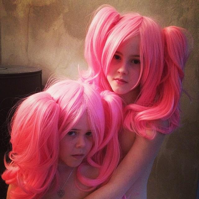 #cosplaykids #alva&lilou