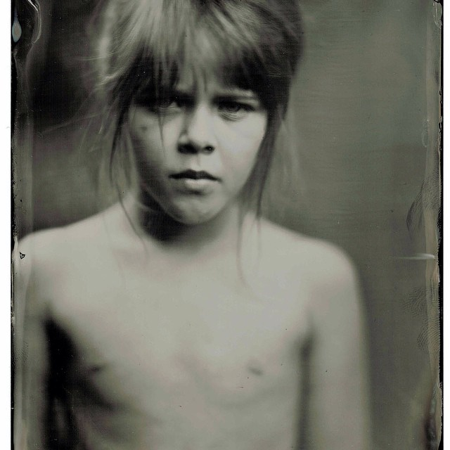 Lilou #wetplate #våtplate #tintipe #8x10 #lilletøyen #oldprocess #collodion #photography #photo #mortenbendiksen