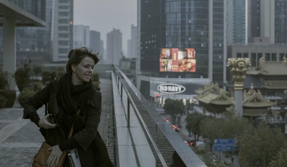 Claire de Wangen / Shanghai