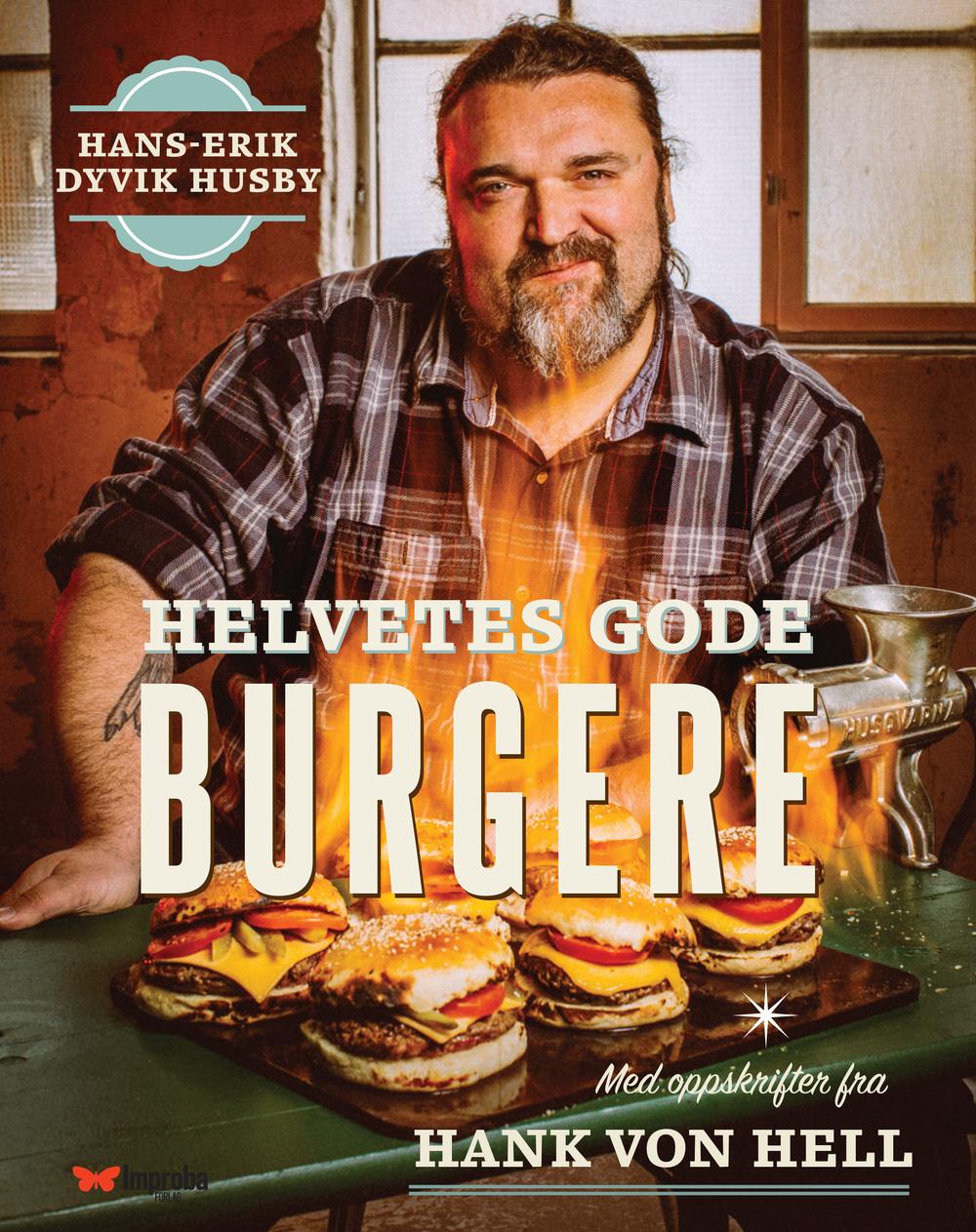 """Helvetes gode burgere"" - Juritzen forlag"