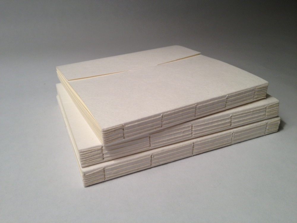 Longstitch binding
