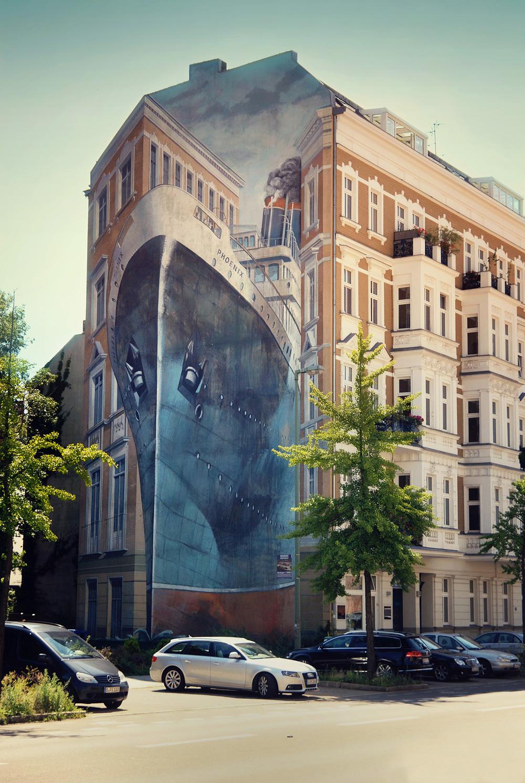 Photo by Dagmara Lipińska Sołowiej, Berlin