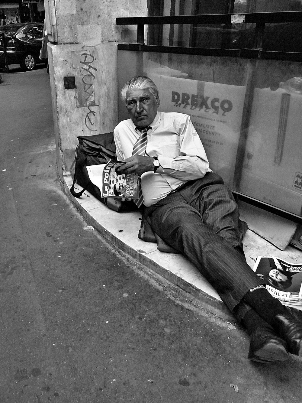 by Ronya Galka, Paris