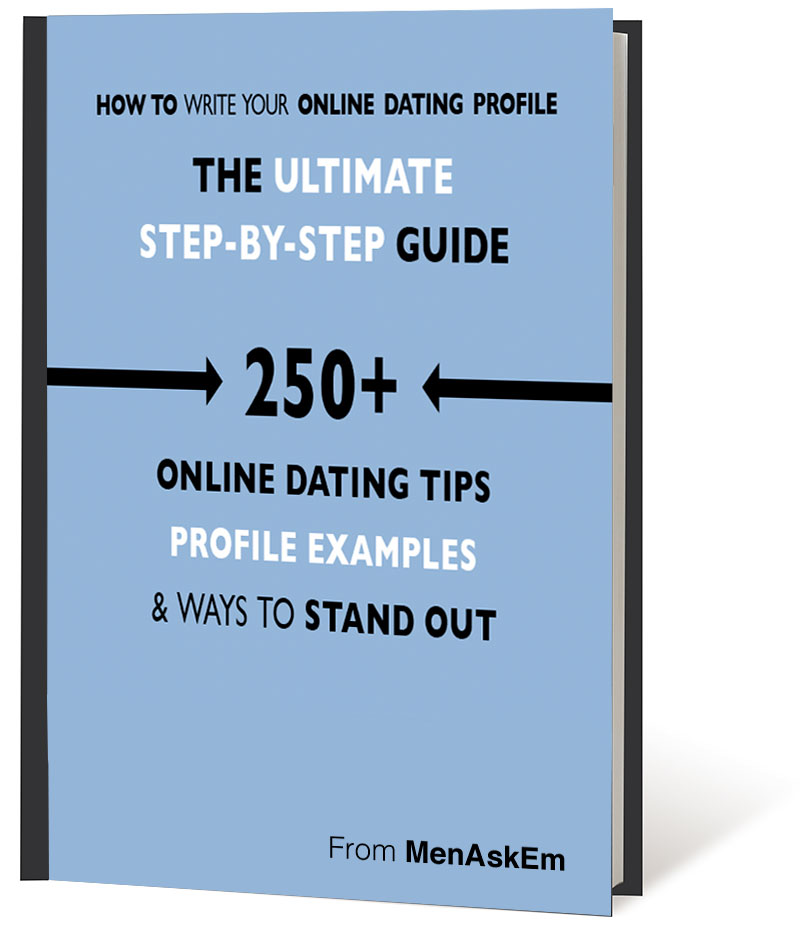 How to write a good online dating profile for guys