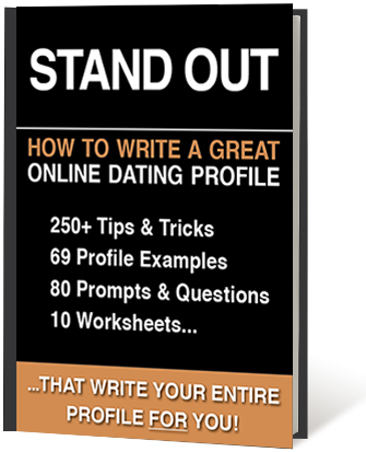 what to write on a dating profile template