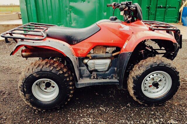 Honda ATV Quad Bike