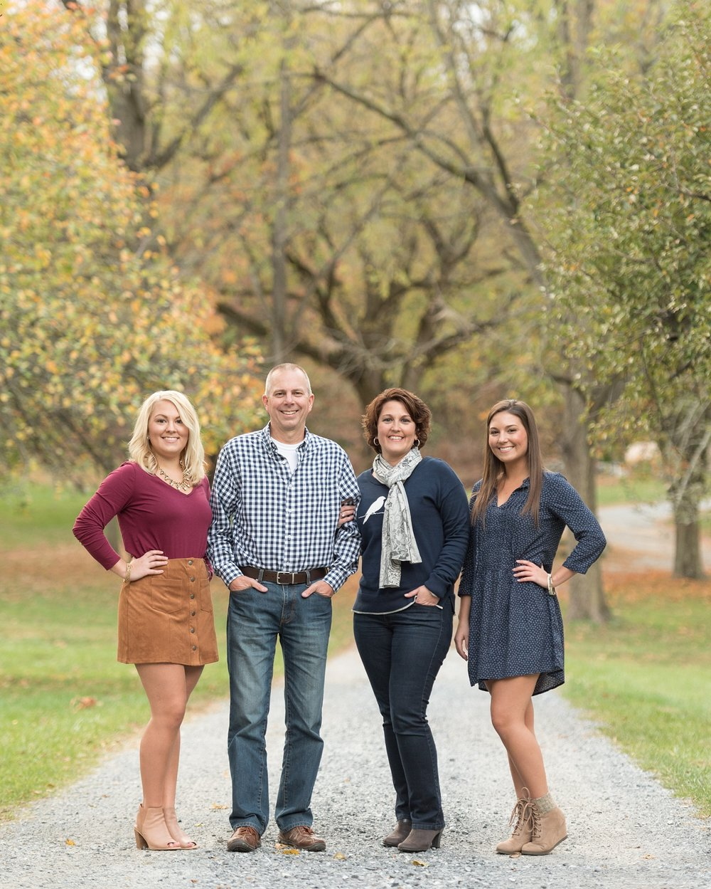 Rockford Plantation Lancaster county family portrait photographer photo