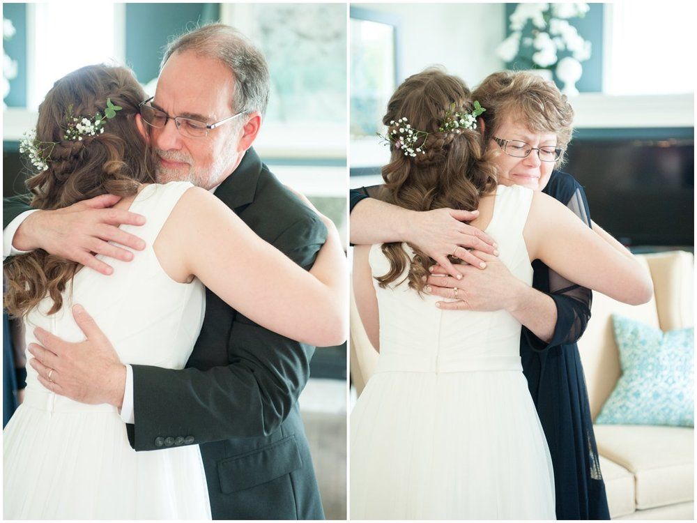 Lancaster pa Wedding Day Parents reveal photography photo