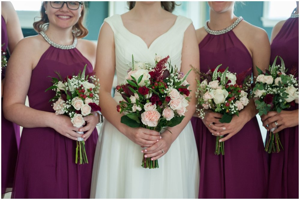 Lancaster pa Wedding Day bridesmaids reveal photography photo