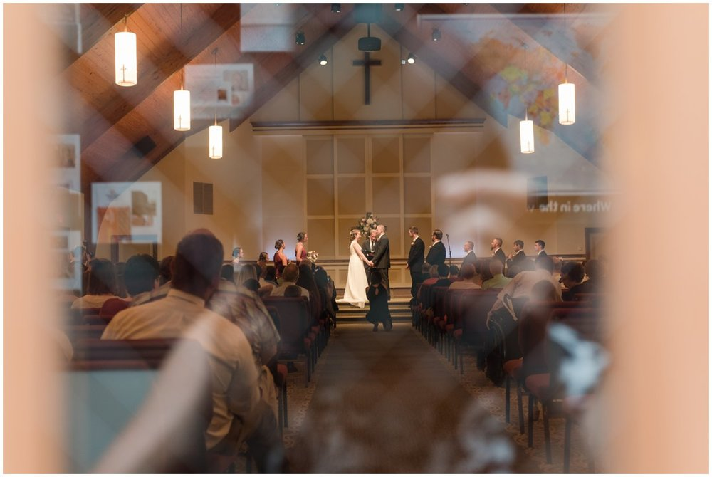 Lancaster Pa Wedding day Grace Church Willow Street ceremony photo