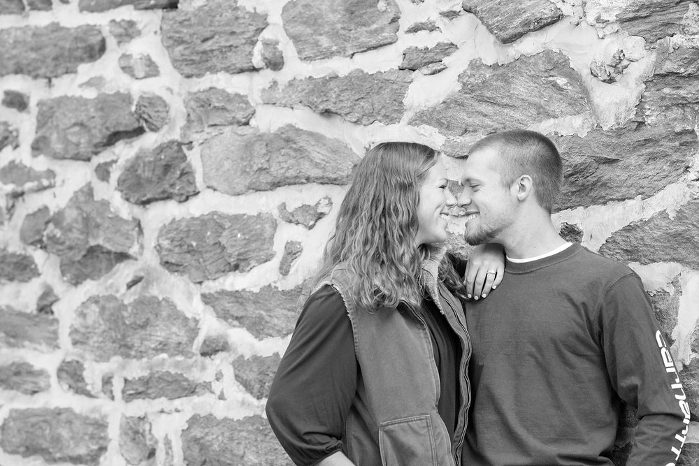 Shallowbrook Farm engagement session Lancaster PA wedding photography photo