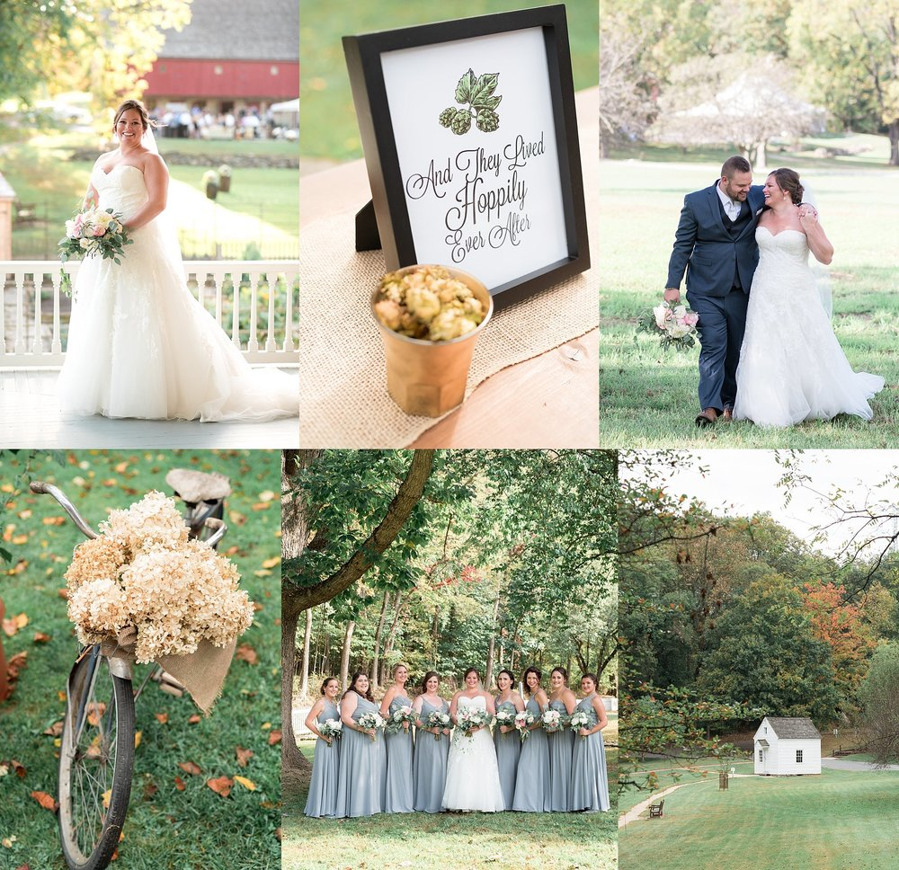 Beautiful hops inspired wedding at Historic Rockford Plantation Lancaster PA_0134.jpg