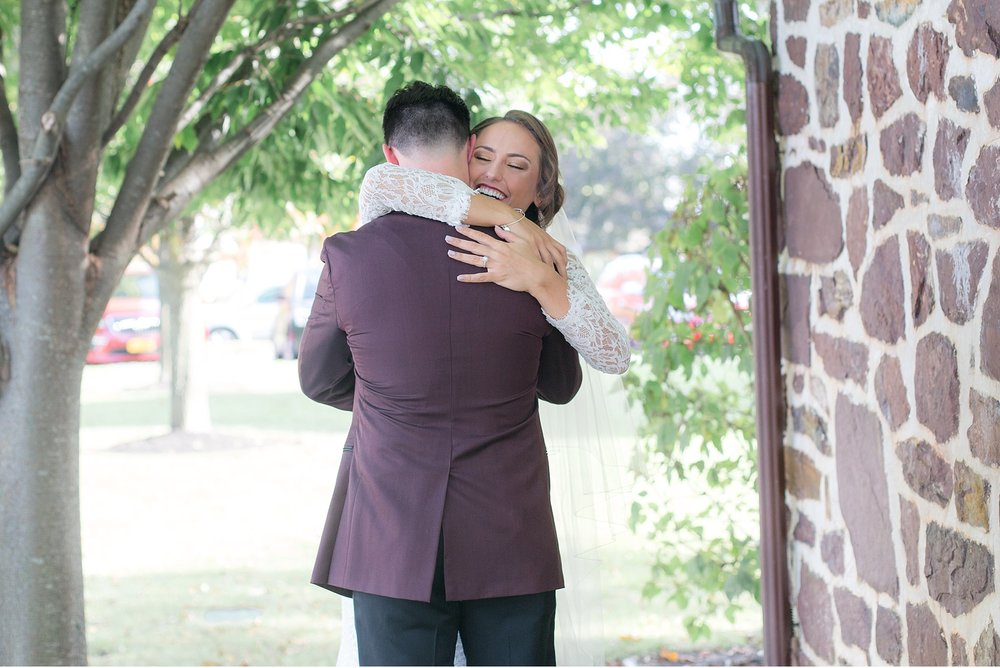 Elegant Fall Normandy Farms Blue Bell PA wedding and engagement photography photo