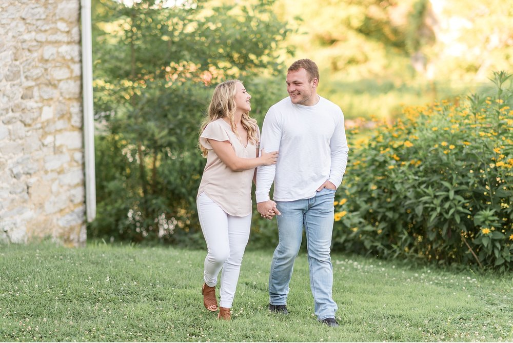 Grings Mill Berks County Light and Airy engagement session at golden sun Wedding Photography photo_1809.jpg