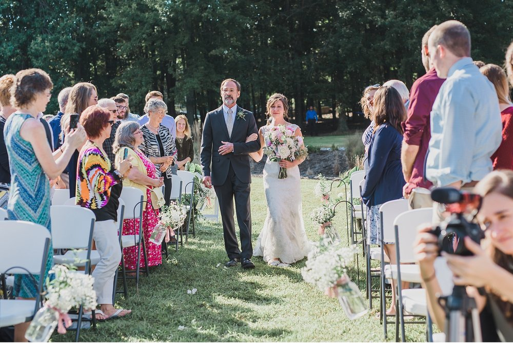 Elegant Blush Colored Fall Wedding Lancaster County Photography Photo