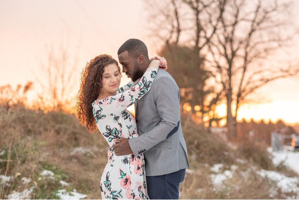 Snowy winter engagement Lancaster County Park Wedding photography photo_2849.jpg