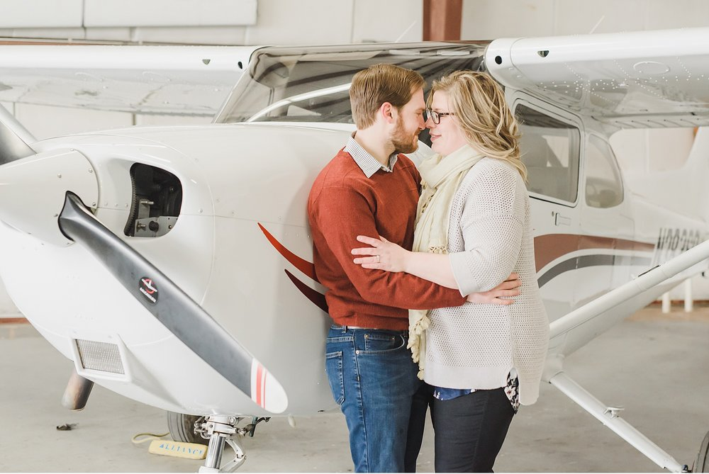 Lancaster airport Lititz Wedding photographer engagement session photo_2927.jpg