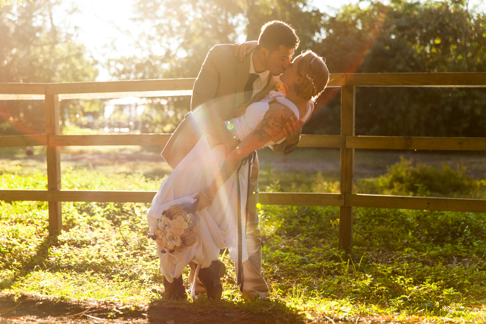 Rustic Barn Wedding Photographer
