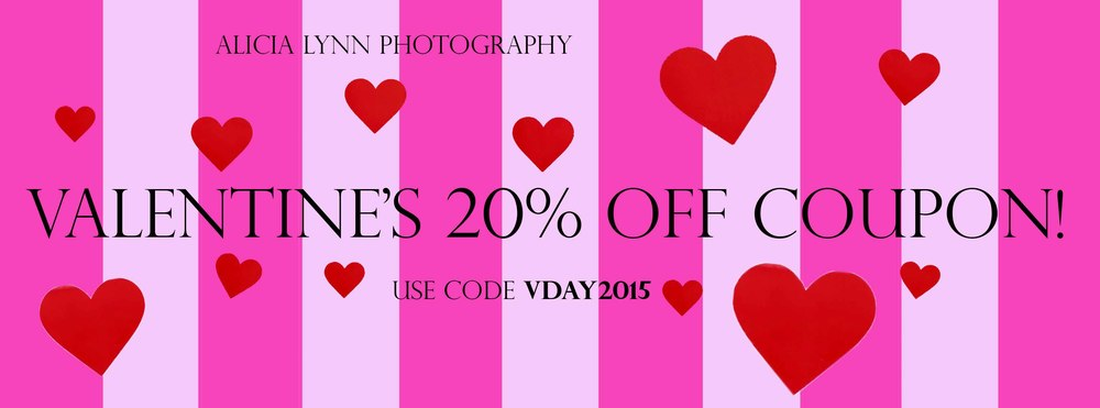 Use the code vday2015 when checking out also for purchasing your prints!