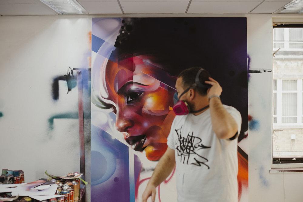 Keownphoto. In The Studio, Mr Cenz 1..JPG