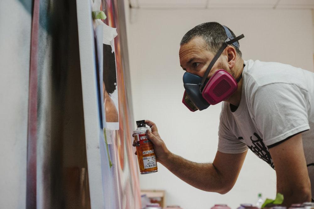 Keownphoto. In The Studio, Mr Cenz 3..JPG