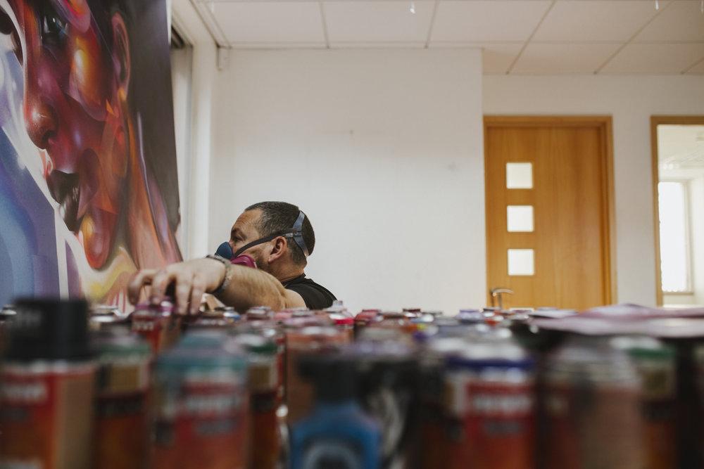 Keownphoto. In The Studio, Mr Cenz 7..JPG