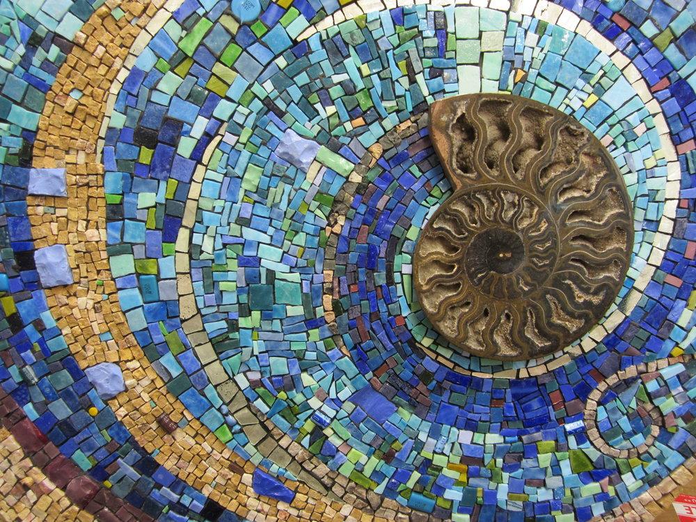 Azzurro   detail
