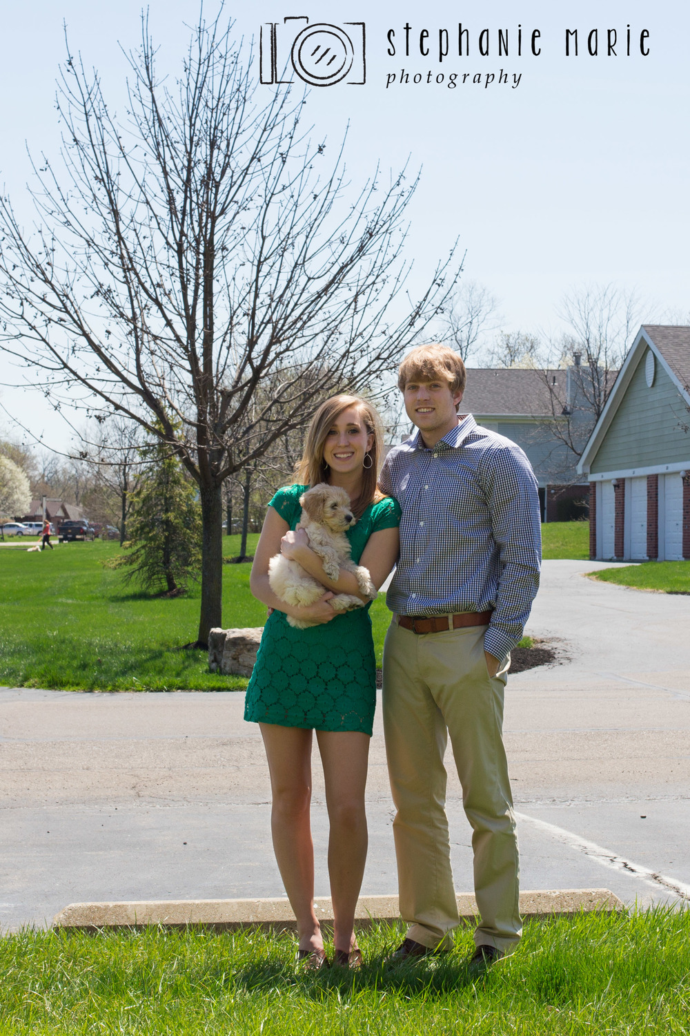First Family photo on Easter :-)