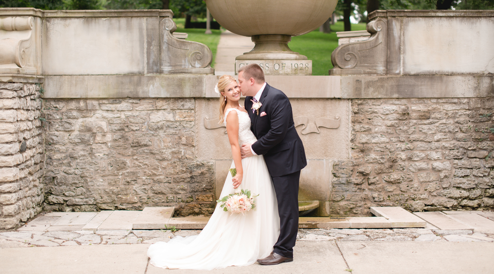 Stephanie Marie Photography Wedding Portrait Columbus Ohio