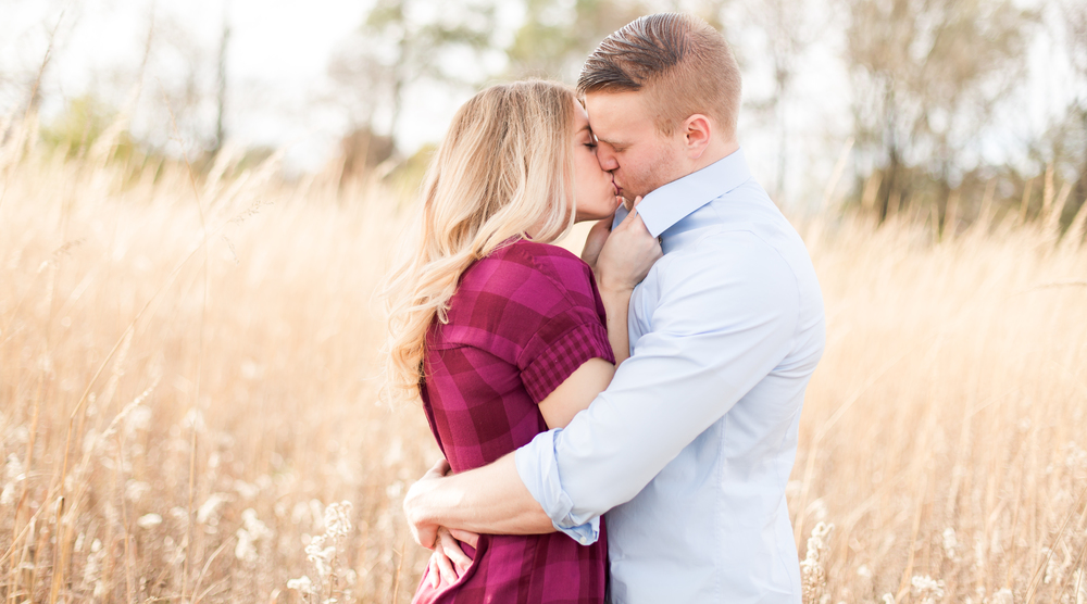 Stephanie Marie Photography Columbus Ohio Engagement Portraits
