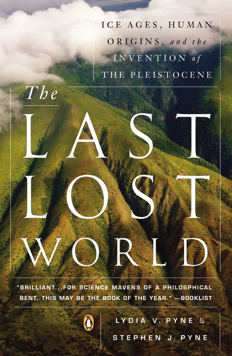 the last lost world lydia pyne