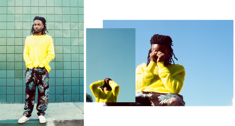 Jazz Cartier for Georgie Magazine