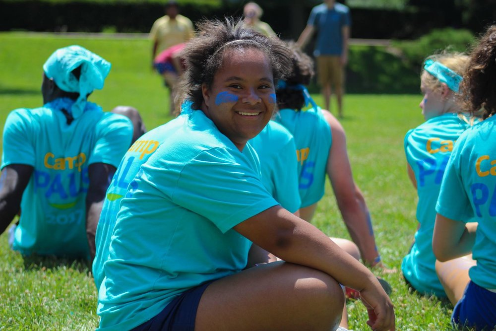 Campers apply today!  Our Camper application is officially open for Camp PALS 2018!  Apply today  and help us spread the word for our biggest season yet.