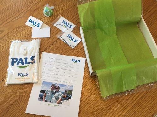 Congrats Letters Pals Programs