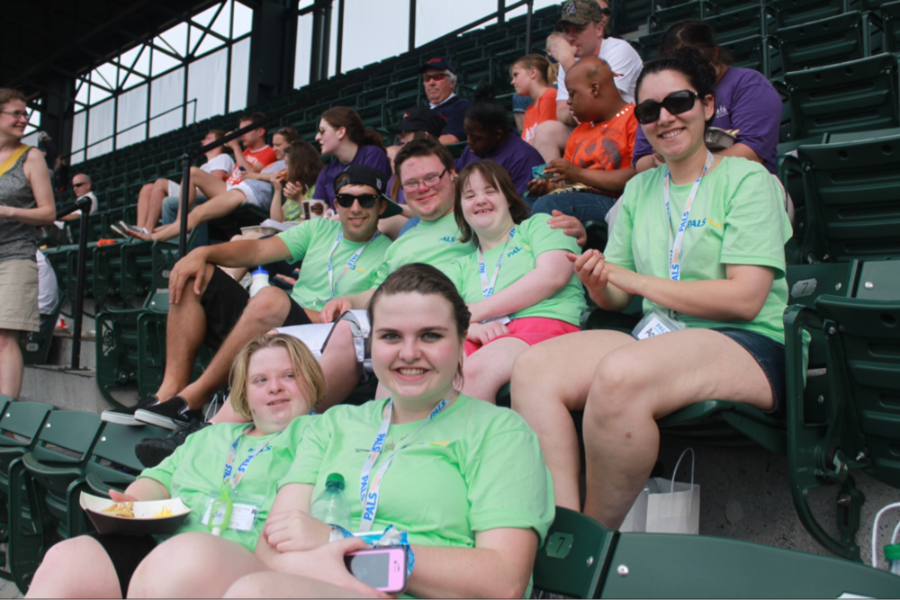 We had so much fun at the Orioles game! All of our great photos from today we'll be uploaded later tonight on our Flickr account.    -Jordan