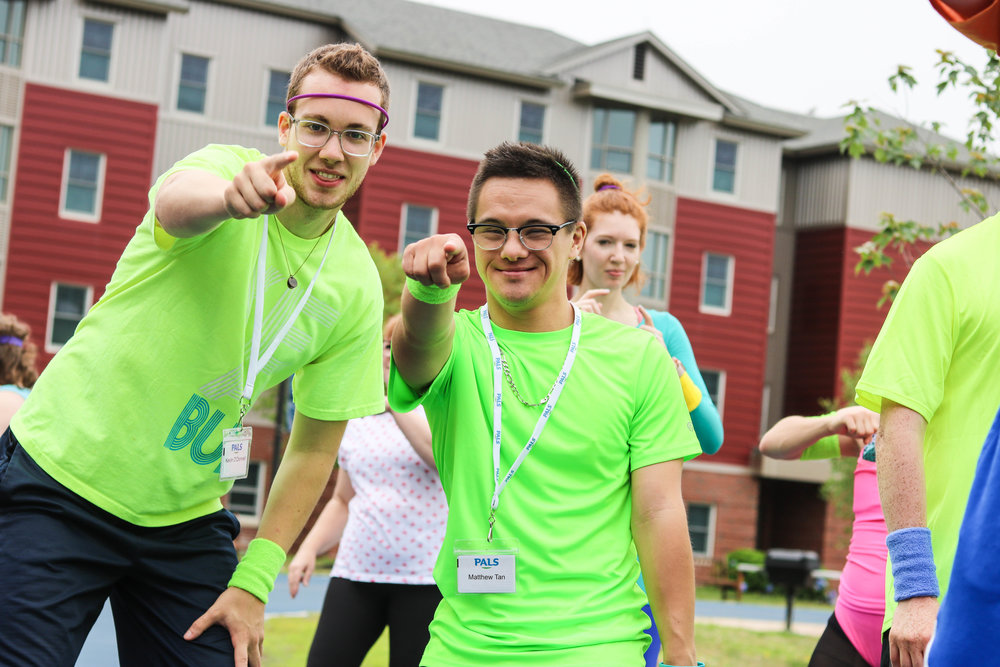 Join the PALS Family    Apply today to volunteer