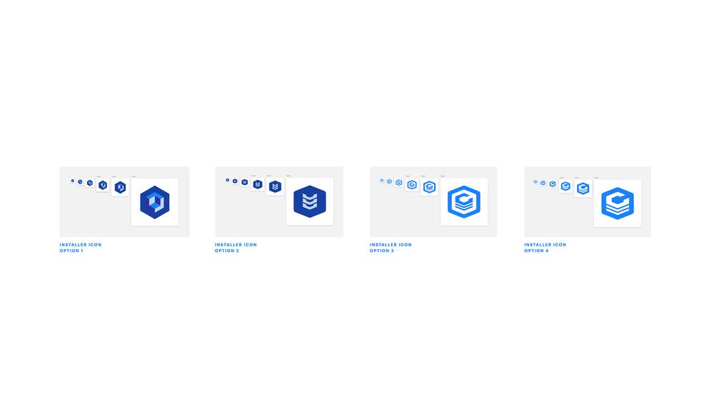 Installer Icon Exploration
