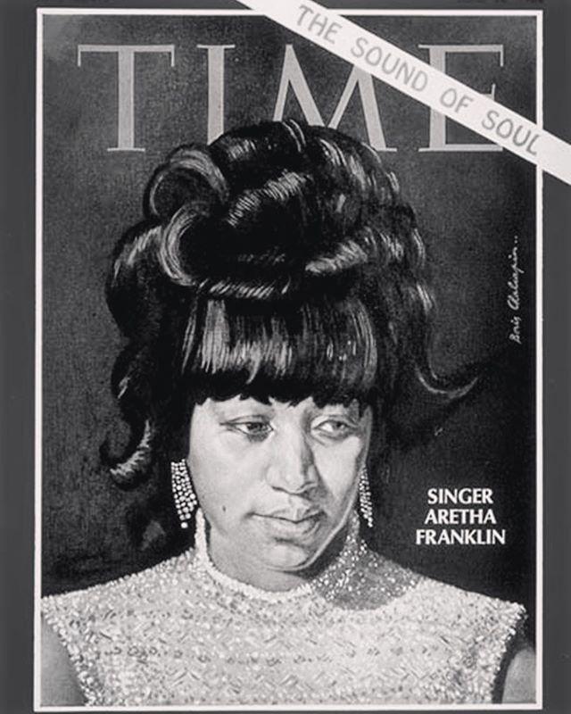 Long Live the Queen 🙏🏼 • • • #arethafranklin #restinpeace #gonebutneverforgotten #wewillmissyou #queenofsoul