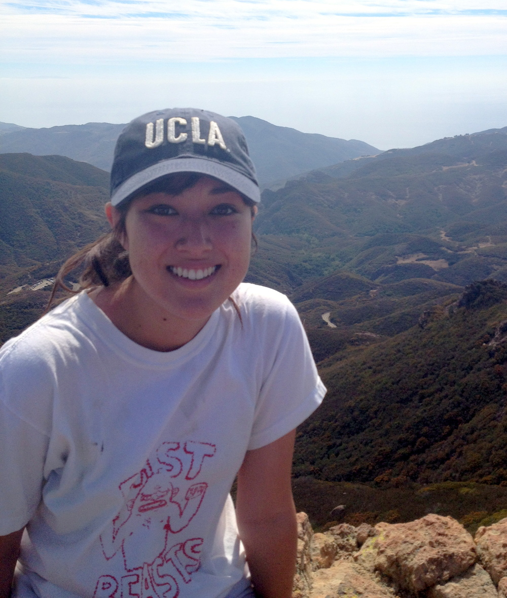 Amanda Garcia - President   1st Year Geology Ph.D. student   Amanda  studies Precambrian paleobiology with Bill Schopf. She's currently ruminating on how to constrain Earth ambient temperature changes over deep time. Her goal in life is to be an old timey naturalist.