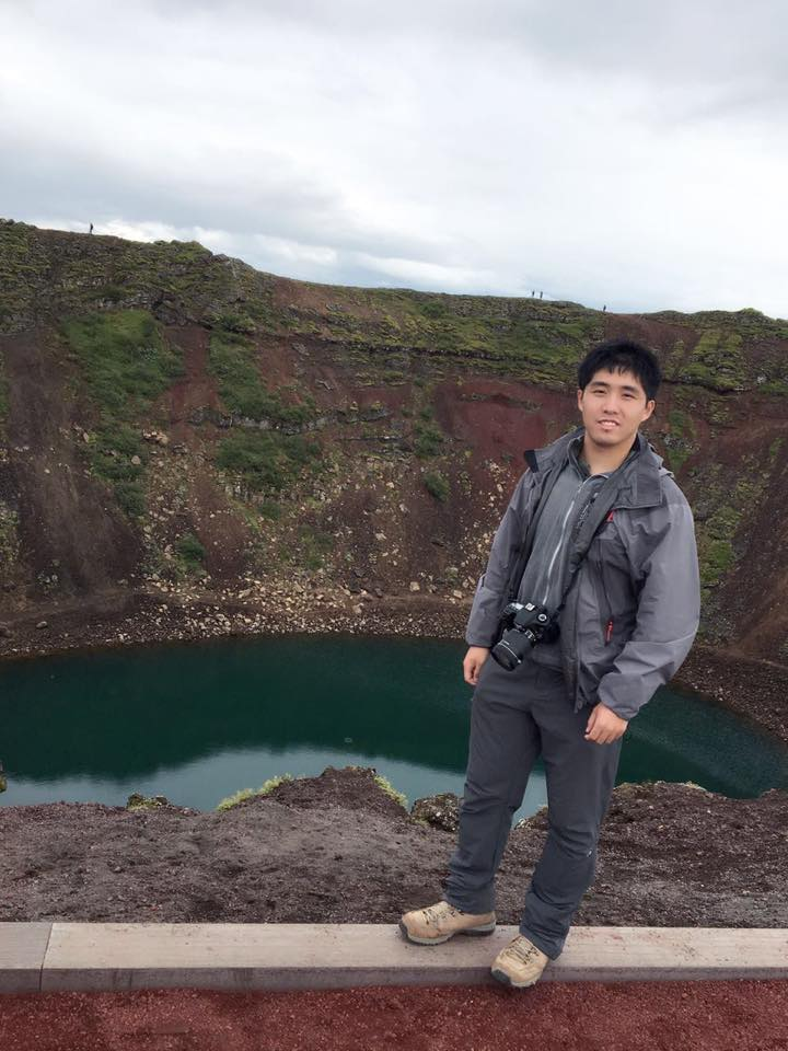 Axel Wang - Vice President 4th Year Geophysics B.S. student Axel is an outdoor enthusiast! He is working at Professor Craig Manning's lab investigating deep water content and under Professor Vassilis Angelopoulos innovating a more efficient and accurate way for magnetic surveys.
