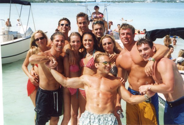 Miami and Jersey don't look that different to me! Fun in the Sun 2001